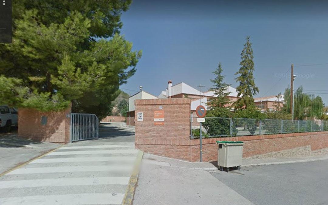 El colegio El Justicia de Aragón de Alcorisa / Google Maps