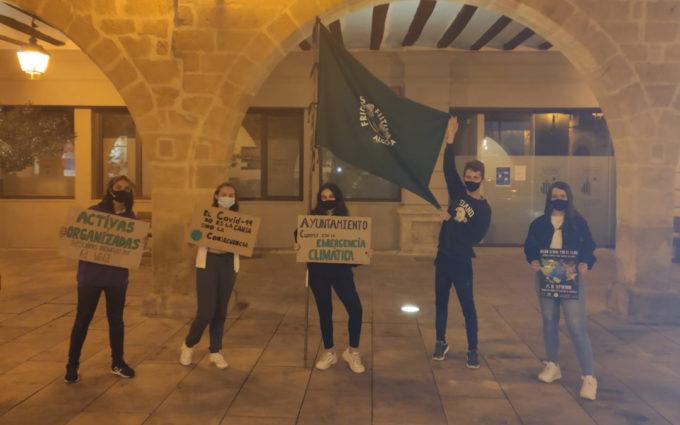 """Fridays for Future Alcorisa celebra el Día de Acción Global por el Clima """"sin concentraciones"""" pero con la misma """"urgencia"""" de actuar"""