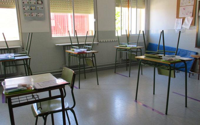 Andorra instalará medidores de CO2 en los centros educativos