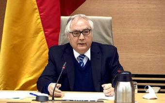 El Ministro de Universidades anuncia que en 2021 la UNED abrirá una extensión en Alcañiz