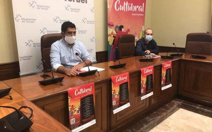 """La DPT apoya al sector cultural y reconoce su papel vertebrador con el ciclo """"Cultubral"""""""