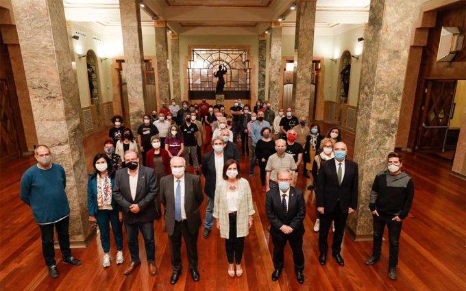 Aragón se suma a la celebración del Día Europeo de las Lenguas