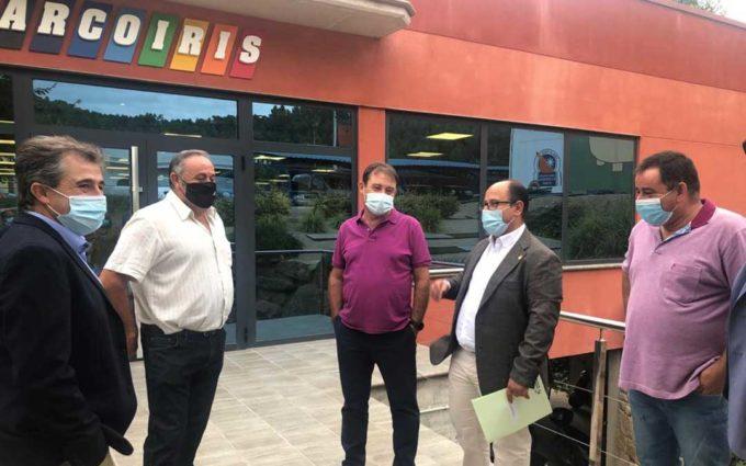 El vicepresidente de la DPT respalda las alegaciones al decreto de purines
