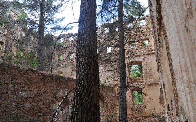 La Fundación Valderrobres Patrimonial pretende impulsar la restauración de la fábrica Bonica
