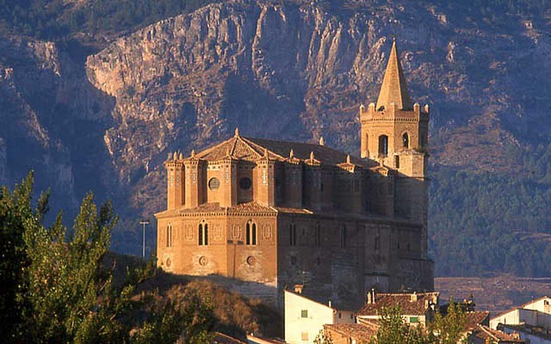 Iglesia de Santiago el Mayor de Montalbán./Patrimonio Cultural de Aragón