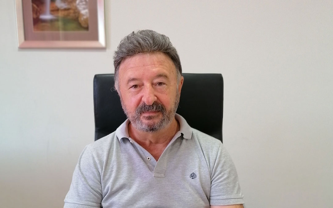 José María Merino, presidente de Ofycumi y de la Comarca de Cuencas Mineras/ Ofycumi