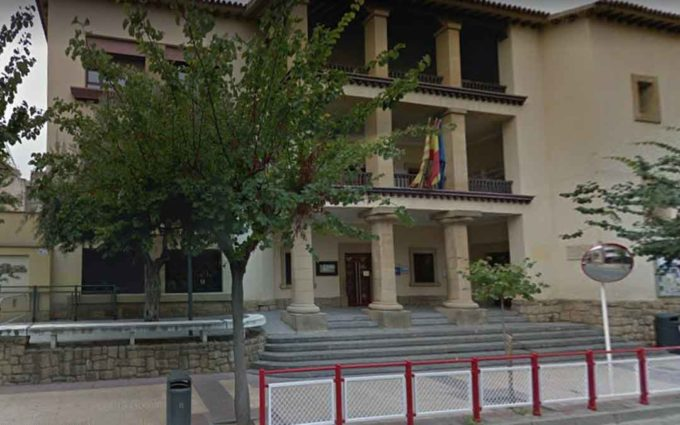 Cierran el aula de 3º de Infantil del Palmireno de Alcañiz