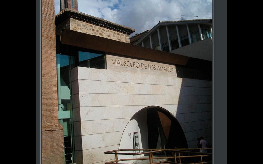 El Mausoleo de los Amantes, lugar de visita. / Archivo A. Cañada