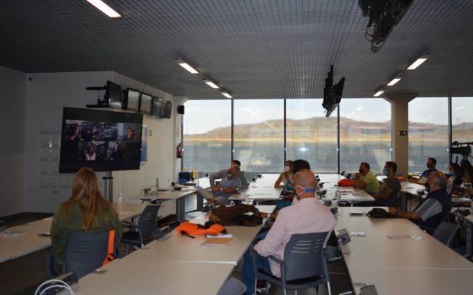 Los principales periodistas del motor en España, en el curso de periodismo de Alcañiz