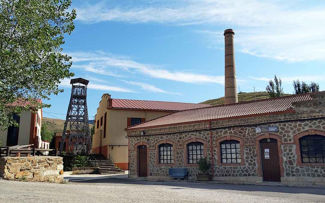 Imagen actual del Museo de la Minería de Utrillas.