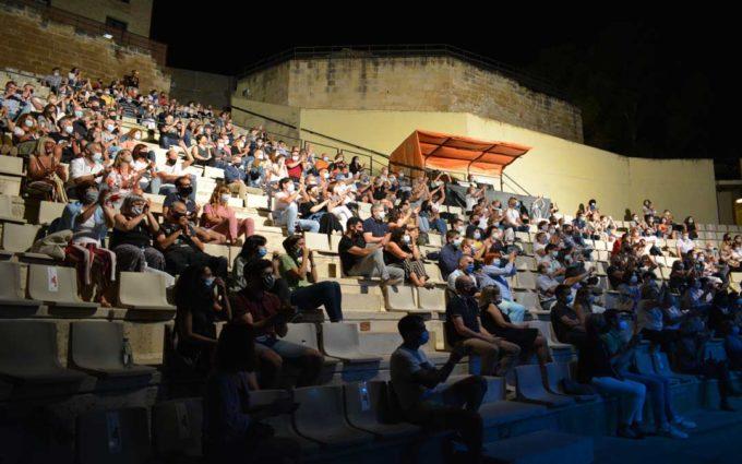 """Balance """"muy positivo"""" de las propuestas culturales en las 'no fiestas' de Alcañiz"""