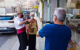Alcañiz, en 'Escapárate', el nuevo 'reality' de Aragón TV con el comercio de proximidad