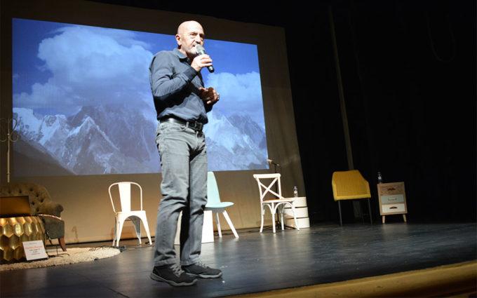 Sebastián Álvaro comparte sus casi 30 años y 250 expediciones al frente de 'Al filo de lo imposible'