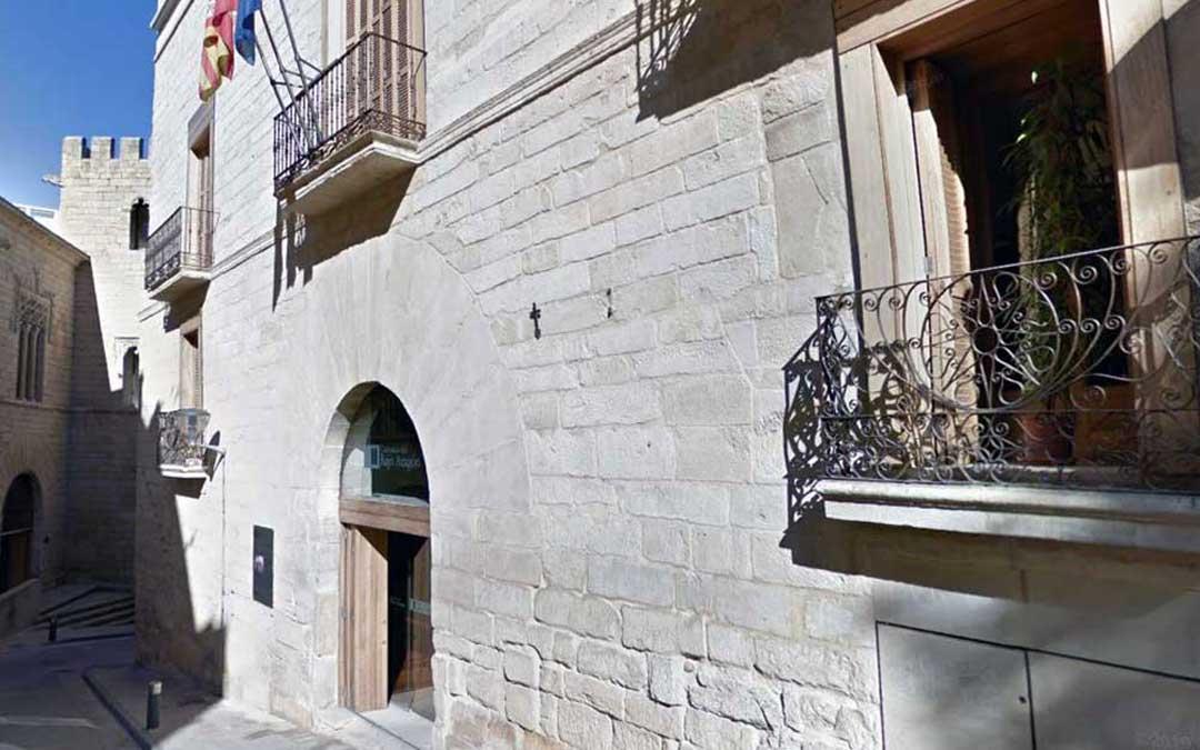 Sede de la Comarca del Bajo Aragón en Alcañiz