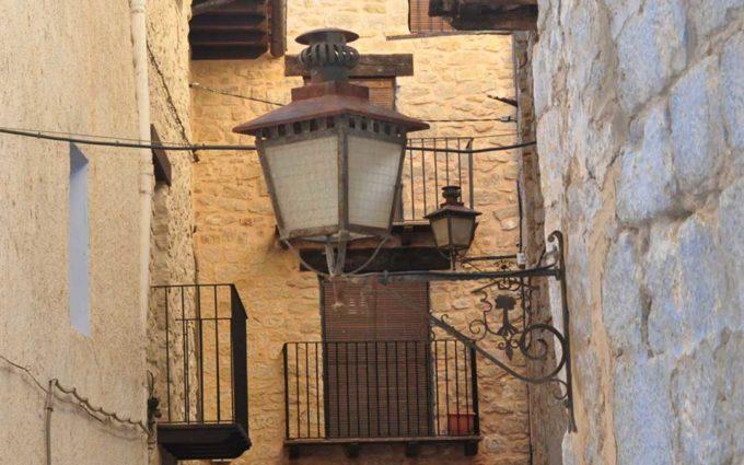 Valderrobres contará con iluminación led en todo su casco urbano antes de final de año