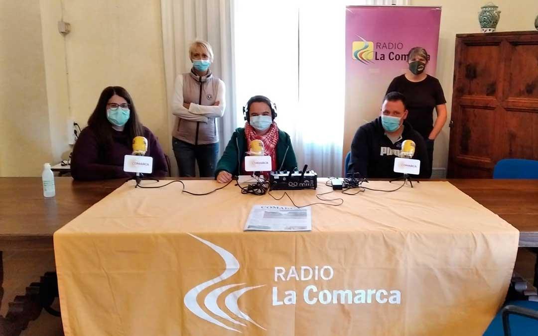 El equipo de Radio La Comarca se ha desplazado hasta Villarluengo.