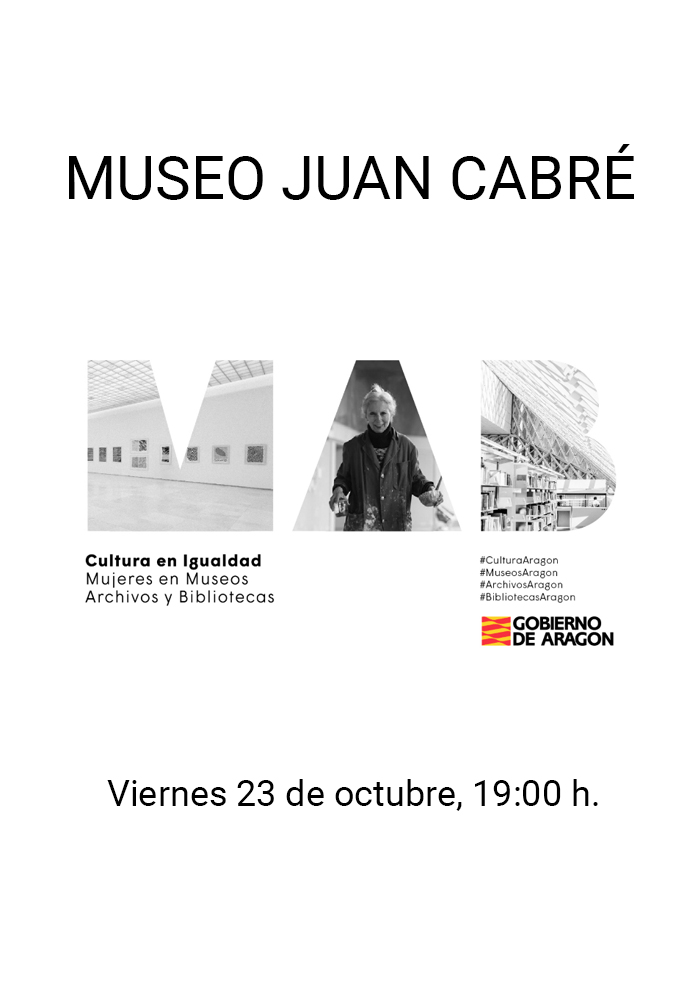 APLAZADO. Cultura en Igualdad. Mujeres en Museos, Archivos y Bibliotecas.