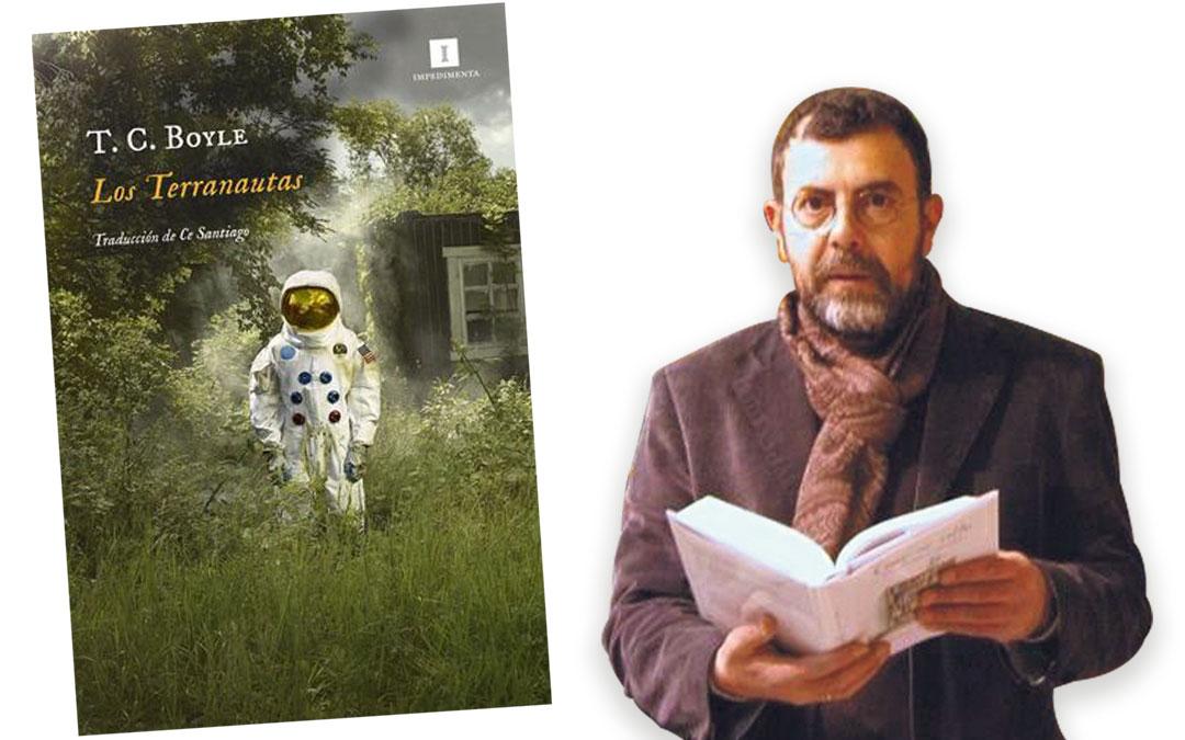 Los terranautas Reseña por Miguel Ibañez