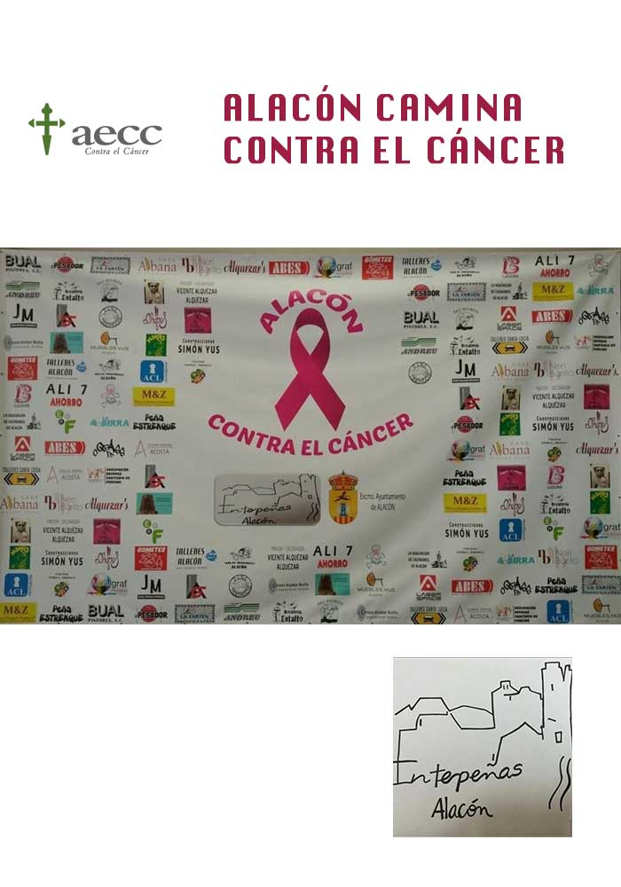 Andada Virtual en apoyo a la lucha contra el cáncer