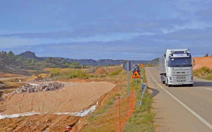 Los PGE desbloquean la A-68 con sólo 700.000 euros para los tramos de Teruel