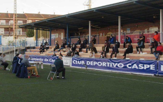 El Club Deportivo Caspe rebaja los abonos de la temporada 2020-2021