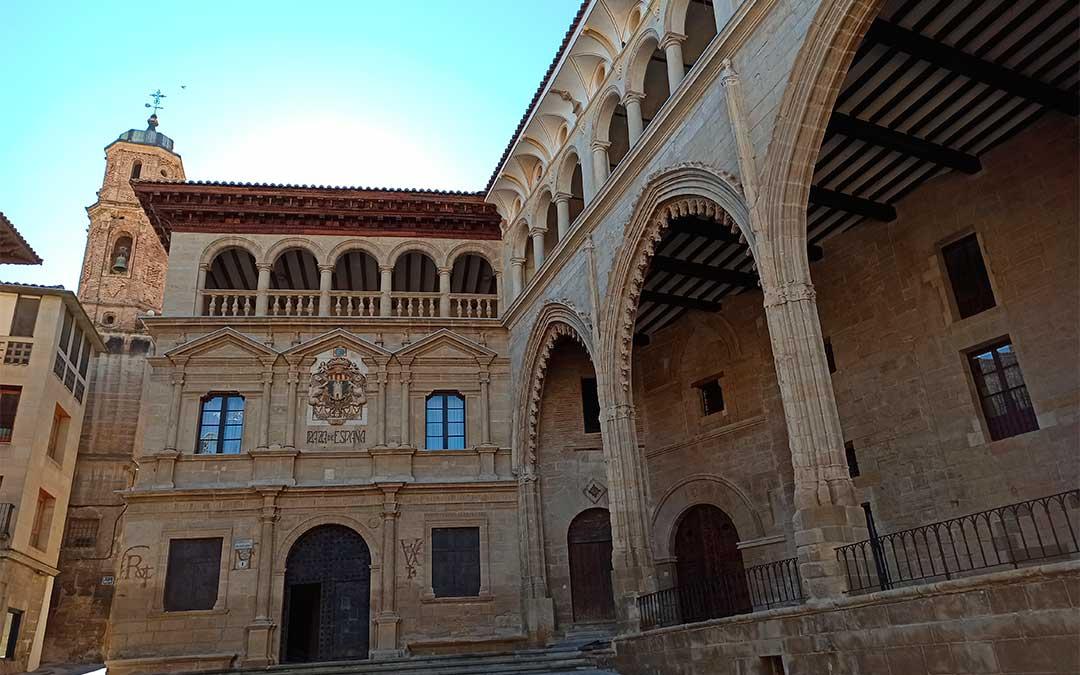 Ayuntamiento de Alcañiz./ M. Celiméndiz
