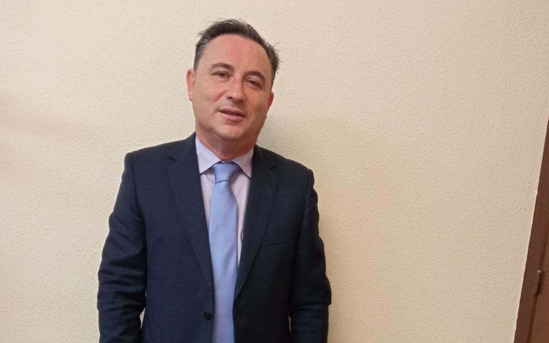 Juan Ciércoles es el presidente de CEOE Teruel