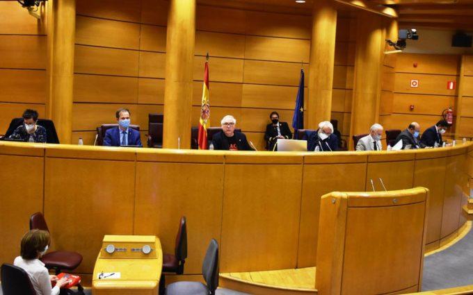 El Ministro de Universidades apoya los proyectos universitarios propuestos por Teruel Existe