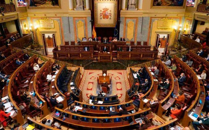 El Congreso aprueba la prórroga del estado de alarma hasta mayo