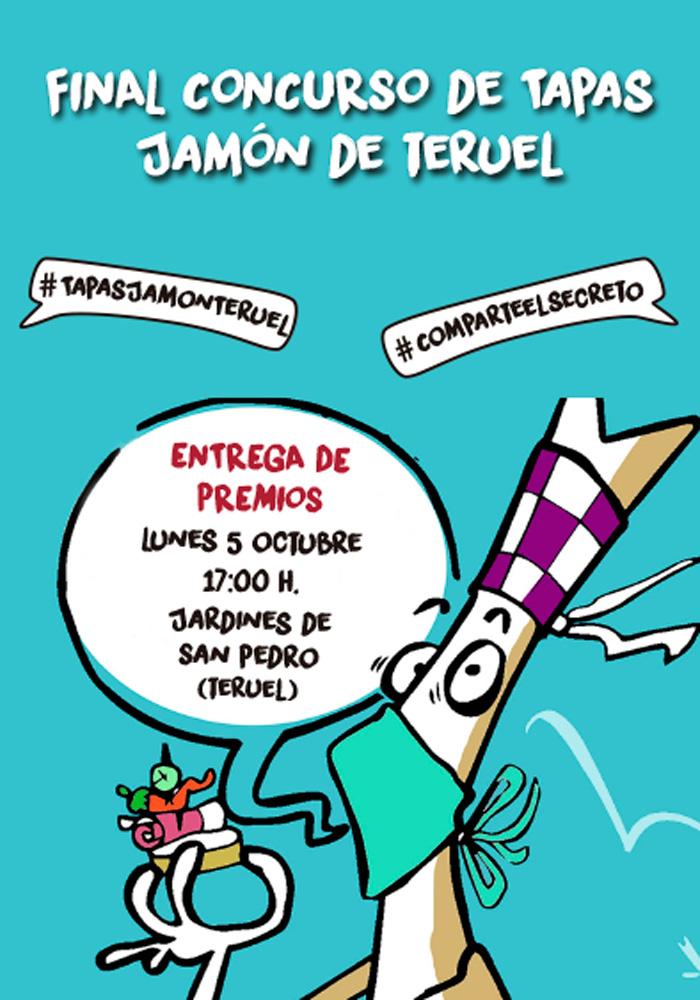 FINAL XVII Concurso Provincial de Tapas Jamón de Teruel