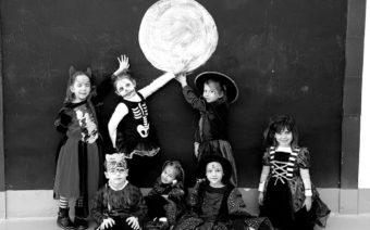 Los colegios celebran Halloween con disfraces y en grupos burbuja