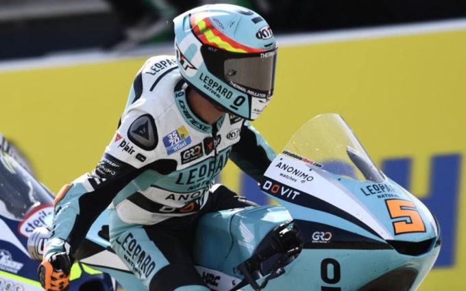 Jaume Masià se hace con la victoria en Moto3 tras salir desde la 17º posición