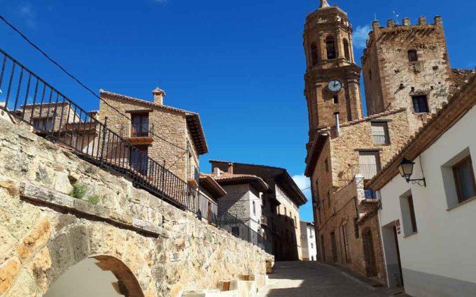 Primeros pasos hacia la creación de un Centro de Recuperación Equina en La Iglesuela del Cid