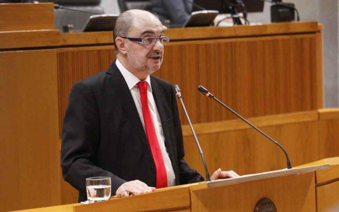 Lambán llama a la unidad política porque lamenta que «lo peor está por llegar»