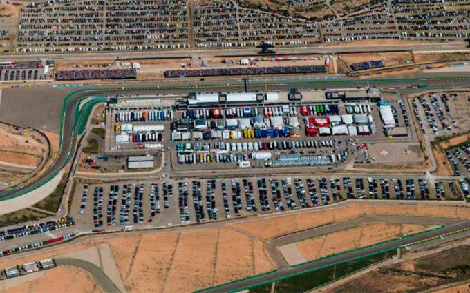Horarios y dónde ver el GP de Teruel 2020