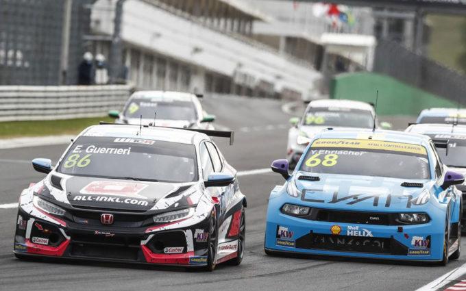 El Campeonato del Mundo de Turismo llega este próximo fin de semana a Motorland Aragón
