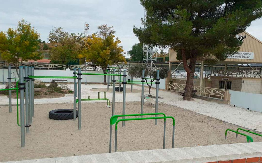Nuevas instalaciones habilitadas por el Ayuntamiento./J.B.