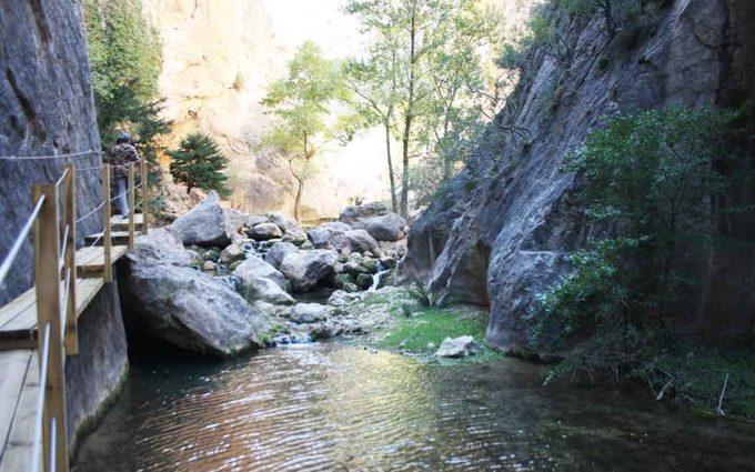 Las pasarelas de Valloré destacan entre las revelaciones turísticas