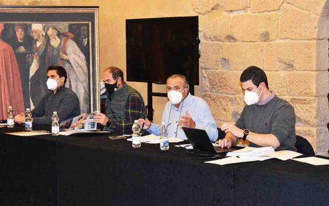 La Comarca del Bajo Aragón-Caspe defiende el ferrocarril y el sector hostelero