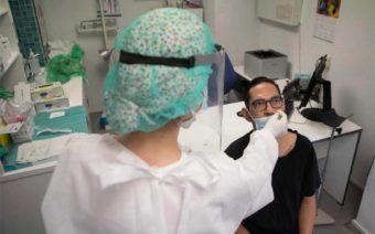 El sector sanitario de Alcañiz sube hasta los 57 contagios en una sola jornada