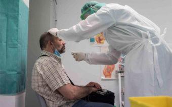 Aragón repunta hasta los 1.041 contagios, 34 en el territorio