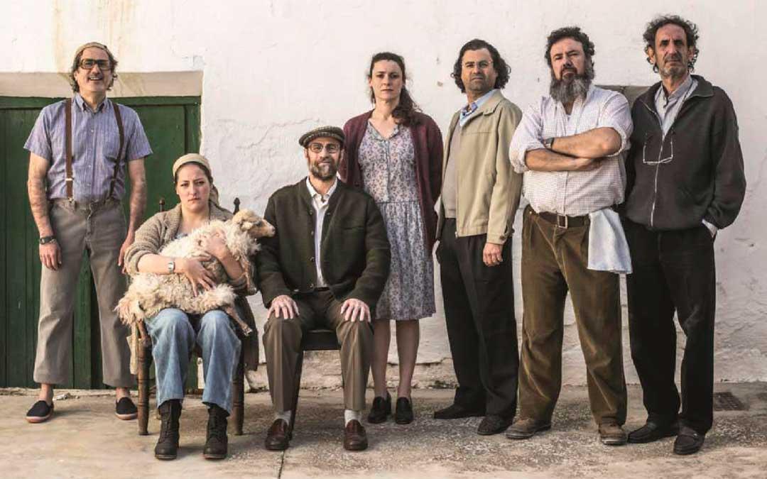 Obra de teatro 'Quijote somos todos'./ Teatro del Temple