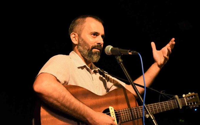 Raül Bonilla, músico en el sentido más amplio