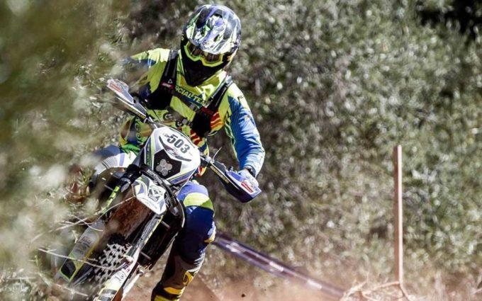 Raúl Guimerá acaba tercero en el Campeonato de Enduro de la Comunidad Valenciana