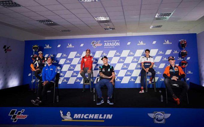 Todo por decidir en MotoGP en Alcañiz y sin un claro favorito