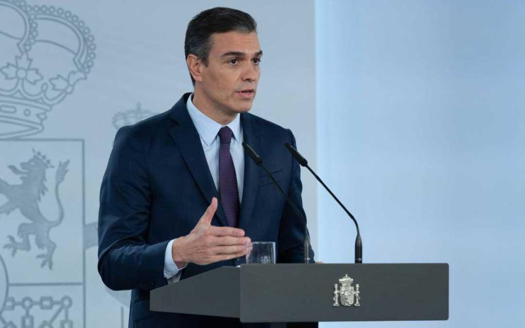 Comparecencia de Pedro Sánchez tras el Consejo de Ministros