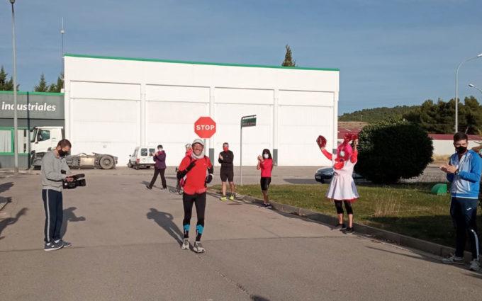 El ultrafondista andorrano Santiago Marzo completa un nuevo hito atlético