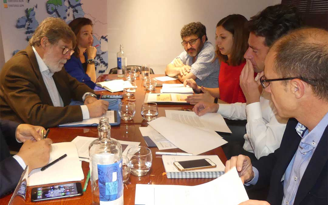 La Red de Áreas Escasamente Pobladas del Sur de Europa ha presenta alegaciones al Anteproyecto de Ley de Telecomunicaciones./ L.C.