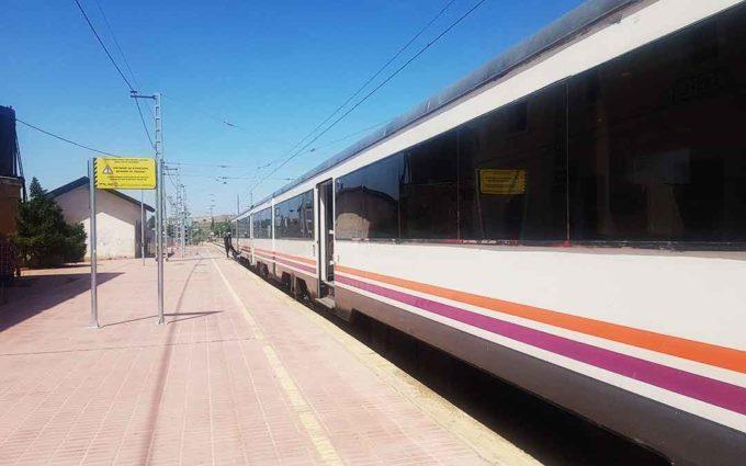 La DPZ apoya el mantenimiento de todos los servicios ferroviarios de la provincia