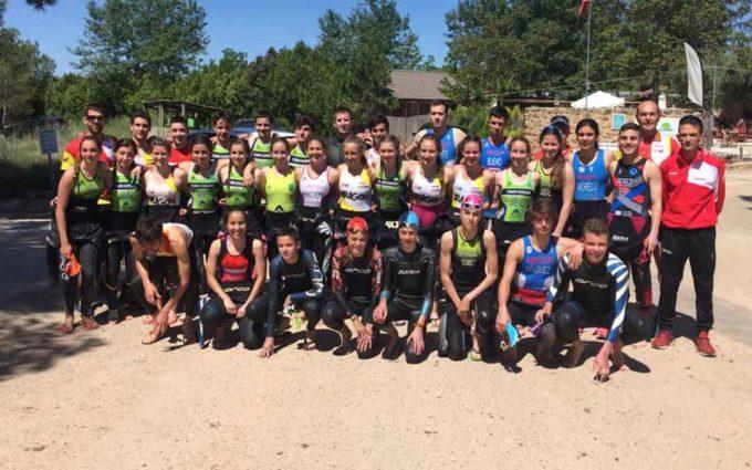 SportCenter La Estanca cierra un acuerdo de colaboración con la aragonesa de triatlón